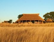 Camp Hwange lies on a private concession inside Hwange National Park. Unique safari experiences by vehicle, on foot and night drives are offered. Book Now!