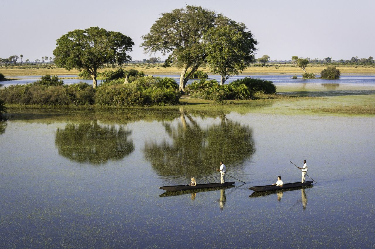 Okavango Delta & Moremi Game Reserve, Jao Camp, Botswana