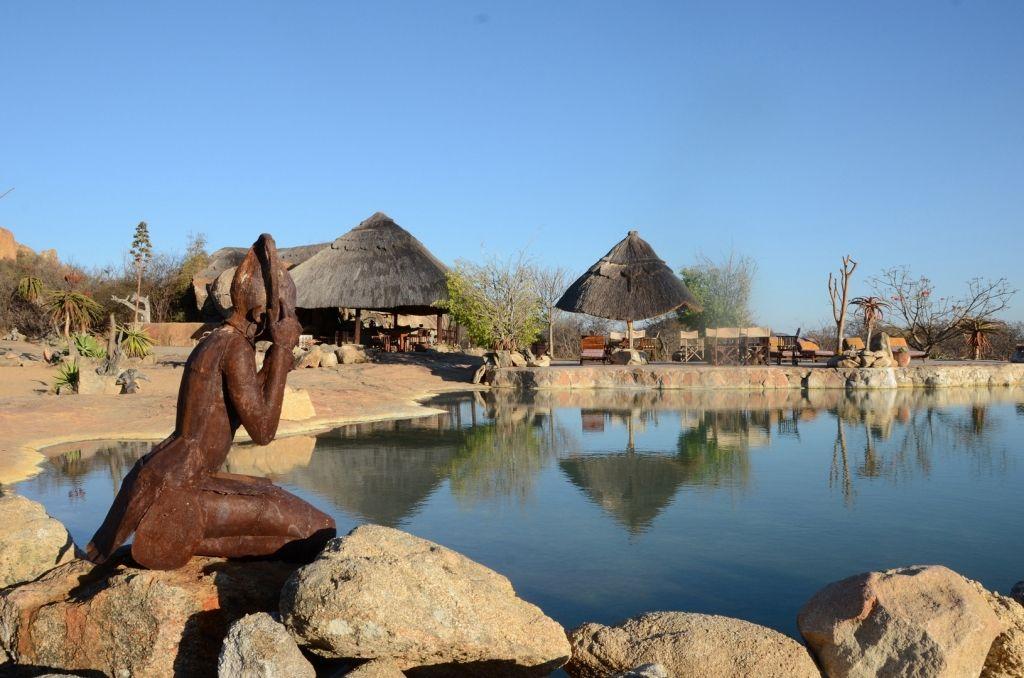 Ivory Lodge, Zimbabwe.