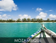 Mozambique - Endless Sandy Beaches