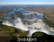 Zimbabwe - the Victoria Falls