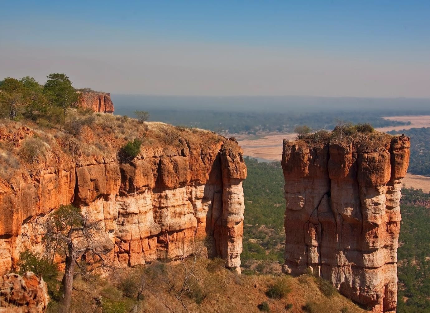 Gonarezhou National Park Zimbabwe
