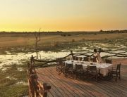 Kafunta River Lodge, North & South Luangwa