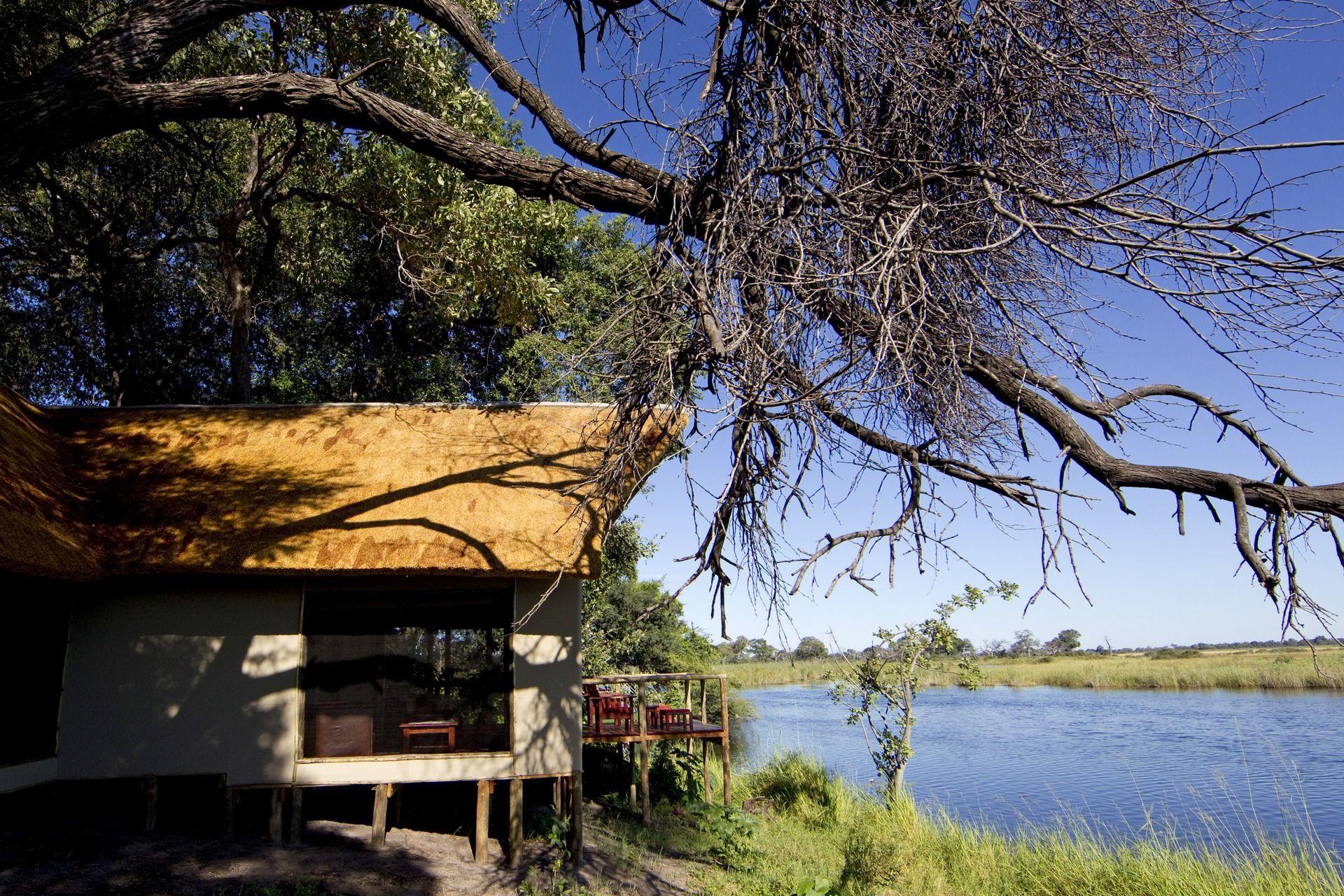 Kwando Safaris, Lagoon Camp, Kwando 5 River Special, Botswana, Zimbabwe, Zambia