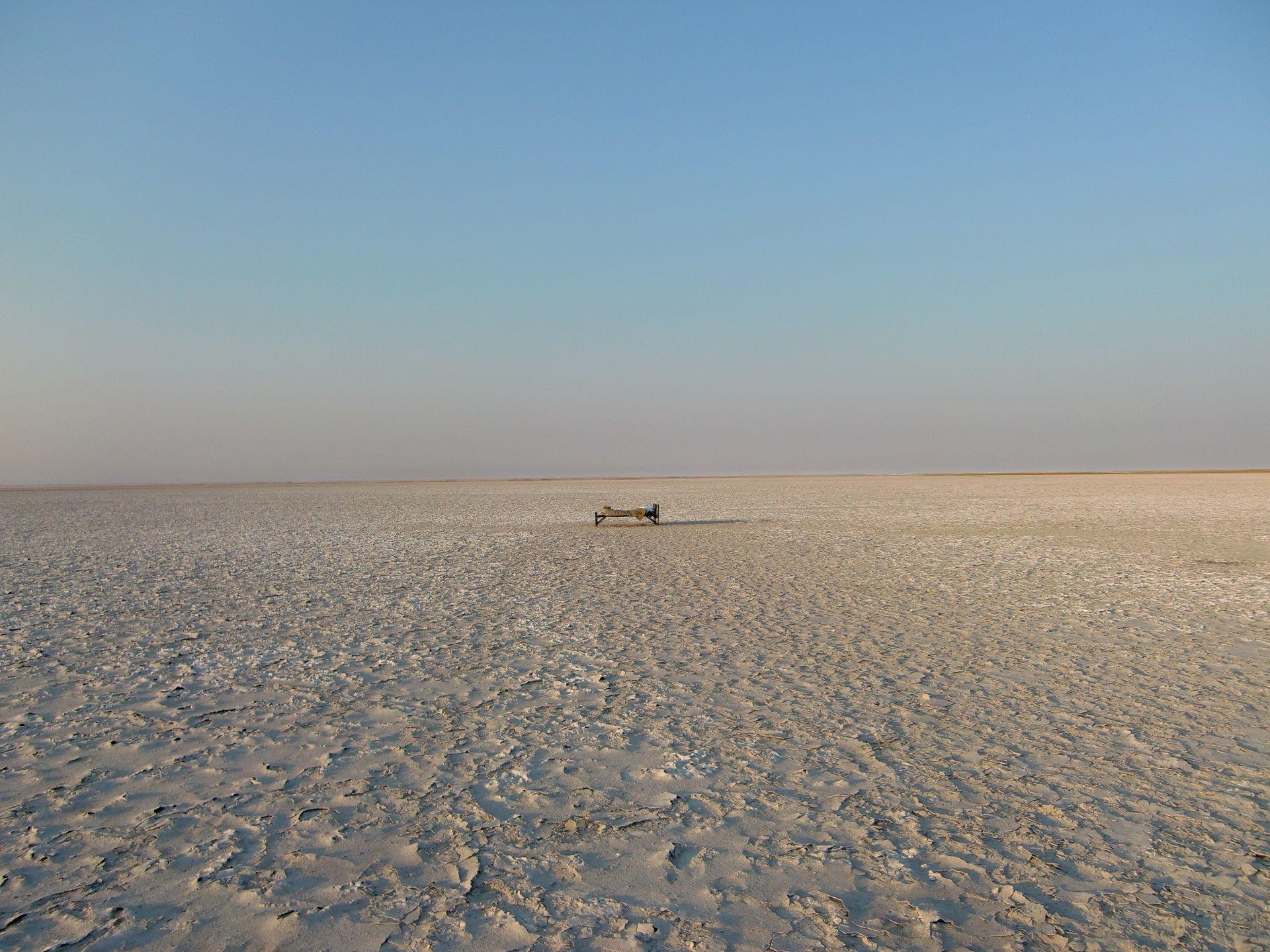 Makgadikgadi Pans - Central Kalahari, Nxai & Makgadikgadi Pans Botswana