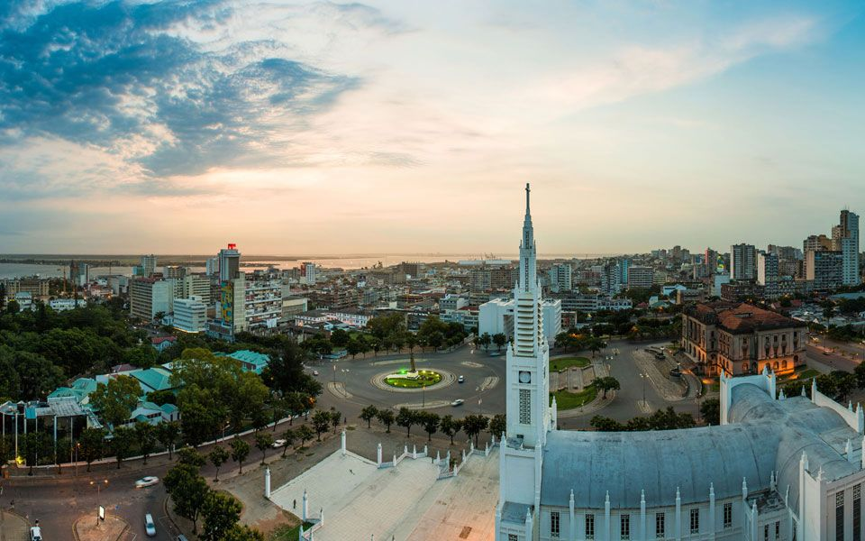 Maputo City Mozambique