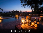 Luxury Treat - A luxury safari with authentic bush experiences & comfort