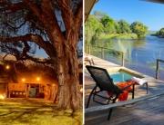 Zambezi Sands & Camelthorn Lodge, Imvelo Stay 3 Pay 2 Special, Zimbabwe