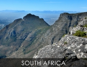 Destination South Africa, The Safari Source, Table Mountain in Cape Town