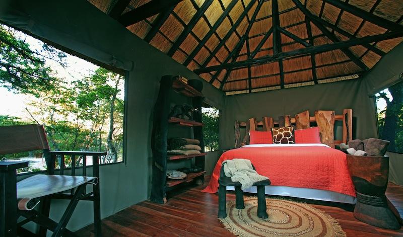 Gwango Elephant Lodge, Gwango Romance Getaway, Hwange National Park, Zimbabwe