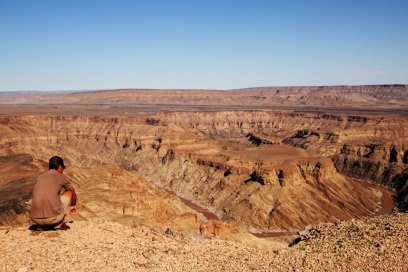 Fish River Canyon, zweitgrößter Canyon der Welt, Namibia, Eric Paul, Travelbook