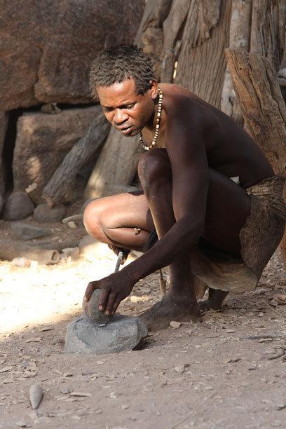 Bewohner von Namibia, Himba Völker, Eric Paul