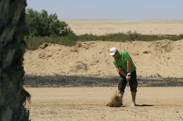 The Rossmund Golf Course, Sometimes the fairway is the bunker! Image by 2Travel4Ever, Golf Courses of Namibia