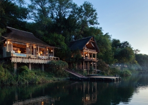 Tongabezi Lodge, Zambia.