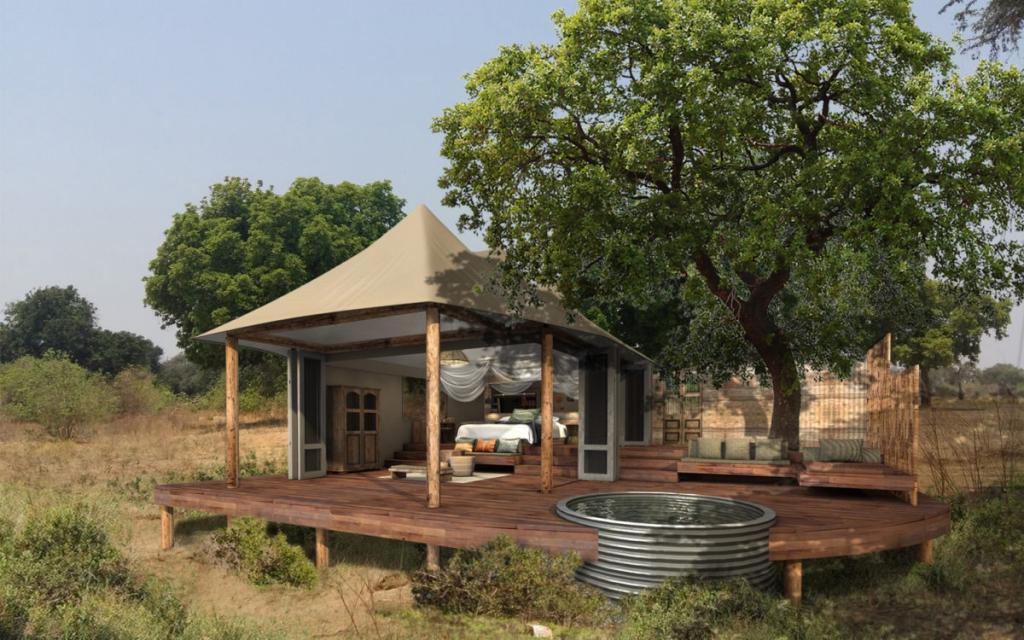 Nyamatusi Camp & Nyamatusi Mahogany