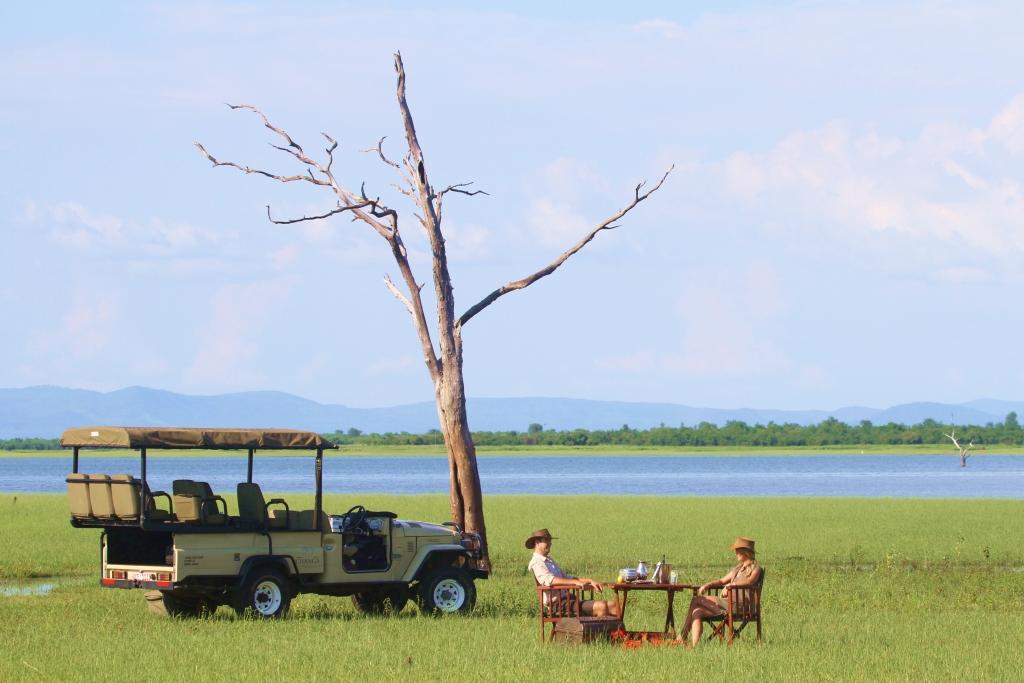 Changa Safari Camp, Matusadona National Park, Zimbabwe.