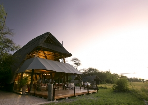 The Hide, Hwange National Park, Zimbabwe.
