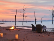 Bumi Hills Safari Lodge and Spa offers excellent safari accommodation at Lake Kariba and Matusadona, enjoy finest game, beautiful Lake views, romantic sunsets and finest game sightings in Zimbabwe.
