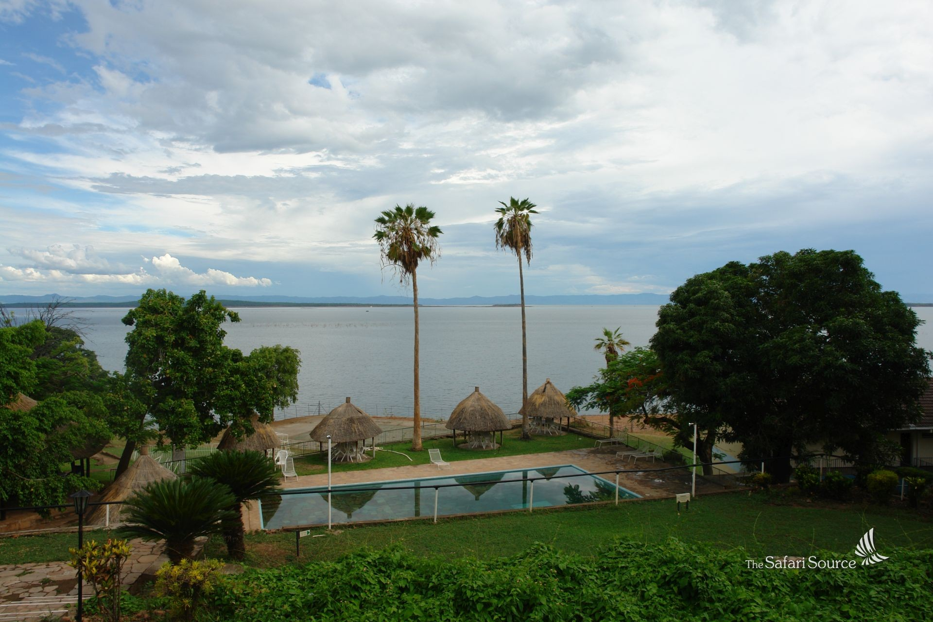 Cutty Sark at Lake Kariba offers budget hotel accommodation in Kariba, Zimbabwe.