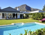 Franschhoek Villa & Wine Special, Stay in the winelands at La Cle des Montagnes Villa, indulge in finest wines and tasty delicacies, South Africa.