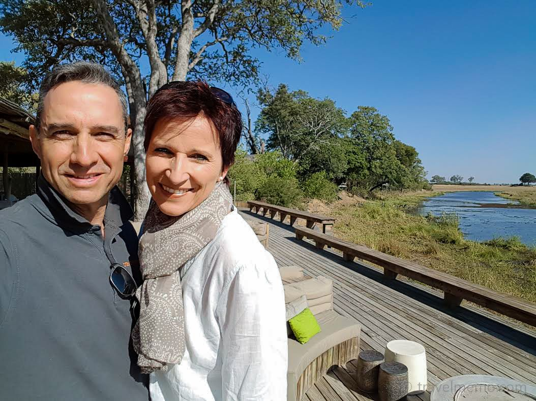 Walter Schärer and Katja Birrer from Travelmemo in Switzerland had a great Safari in Botswana and Zimbabwe. Check out their travel blog.
