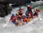 Rafting, Zambezi river, rapids, Zimbabwe, action, adventure, watersport