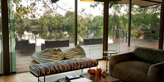 Thorntree lounge.