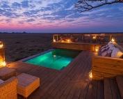 Shumba Camp - pool ©Wilderness Safaris
