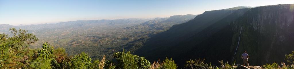Nyanga - Mutarazi Falls.