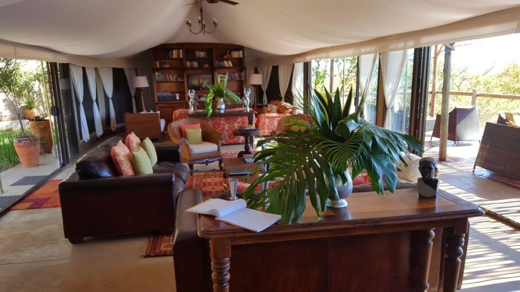 Lounge, The Elephant Camp