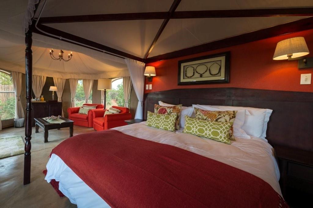 Suite, The Elephant Camp West