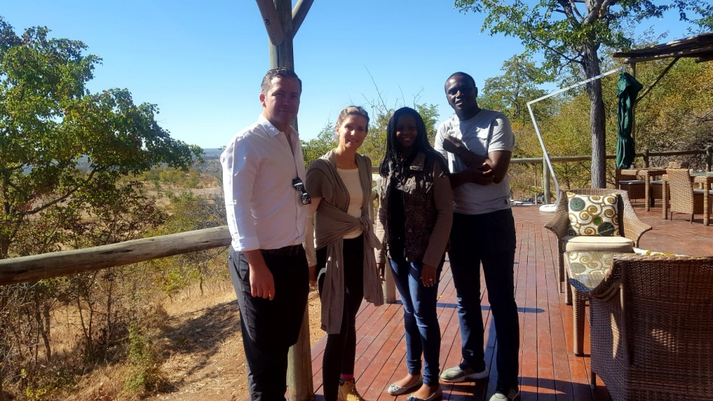 The Safari Source and Vayeni - Site visit at The Elephant Camp in Victoria Falls
