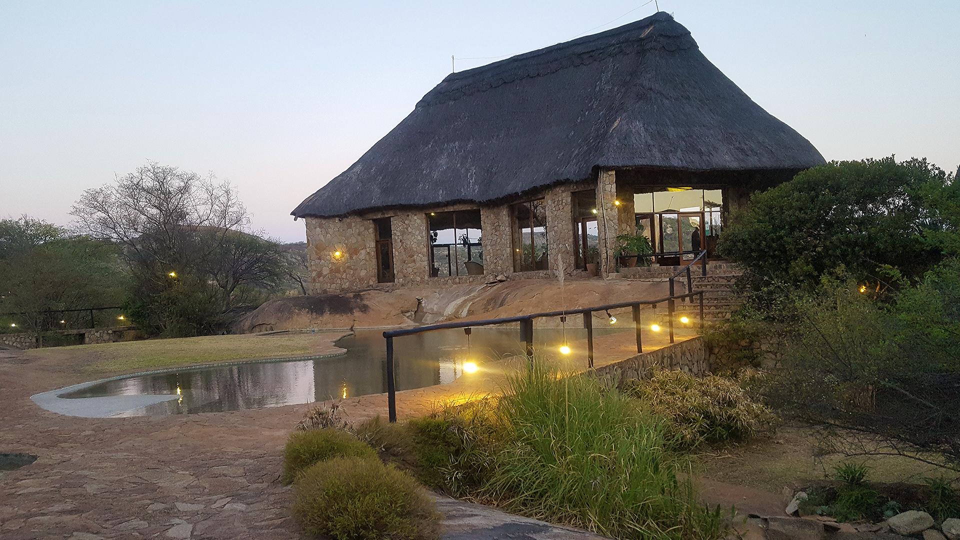 Matobo Hills Lodge Visit